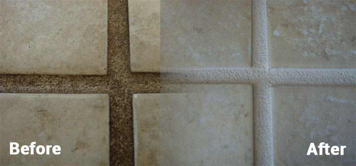 Grout Colour  And Seal - Gold Coast - Minimise Your Tile Scrubbing