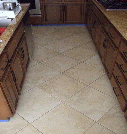 Tile and Grout Cleaning - Gold Coast - Tile Service