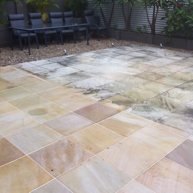 Waterproof Pool Tile Grout : How to protect your outdoor tiles gold coast tile cleaning
