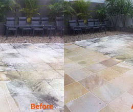 Preserve your sandstone tiles with sandstone sealing - Gold Coast