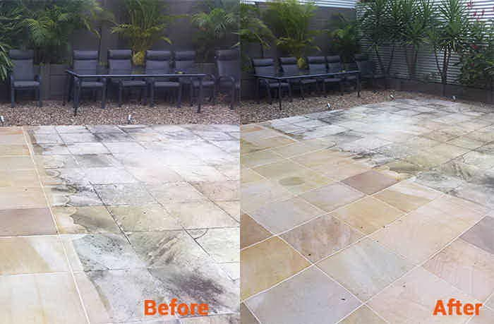 Preserve your sandstone tiles with sandstone sealing ...