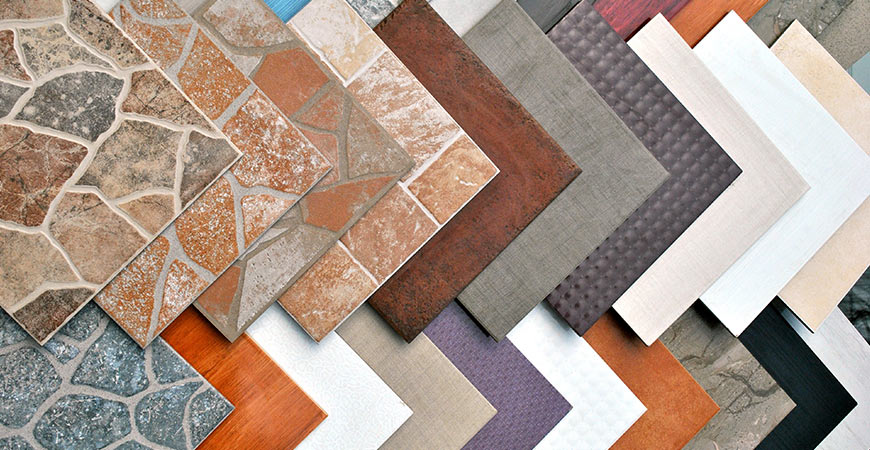 Different Tiles For Different Uses In Your Home Gold