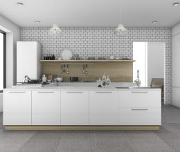 3d-rendering-nice-tile-kitchen-with-brick-wall-NDACDHV